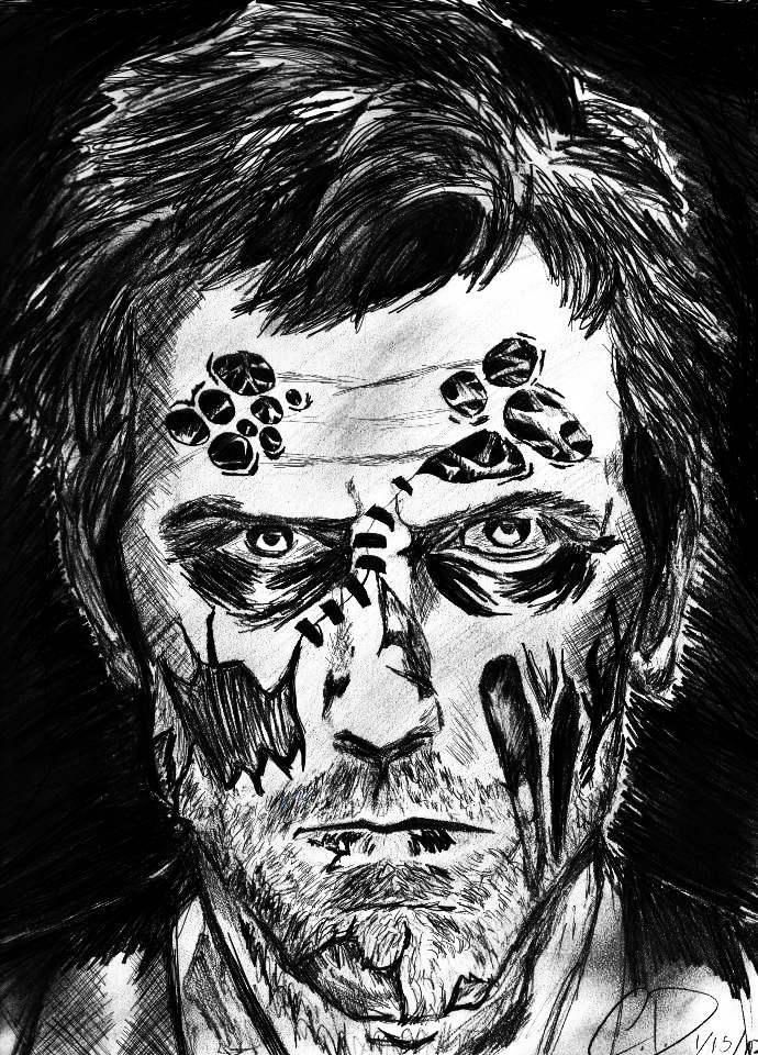 Zombie Dr. House