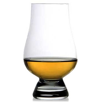 The Glencairn whisky glass.