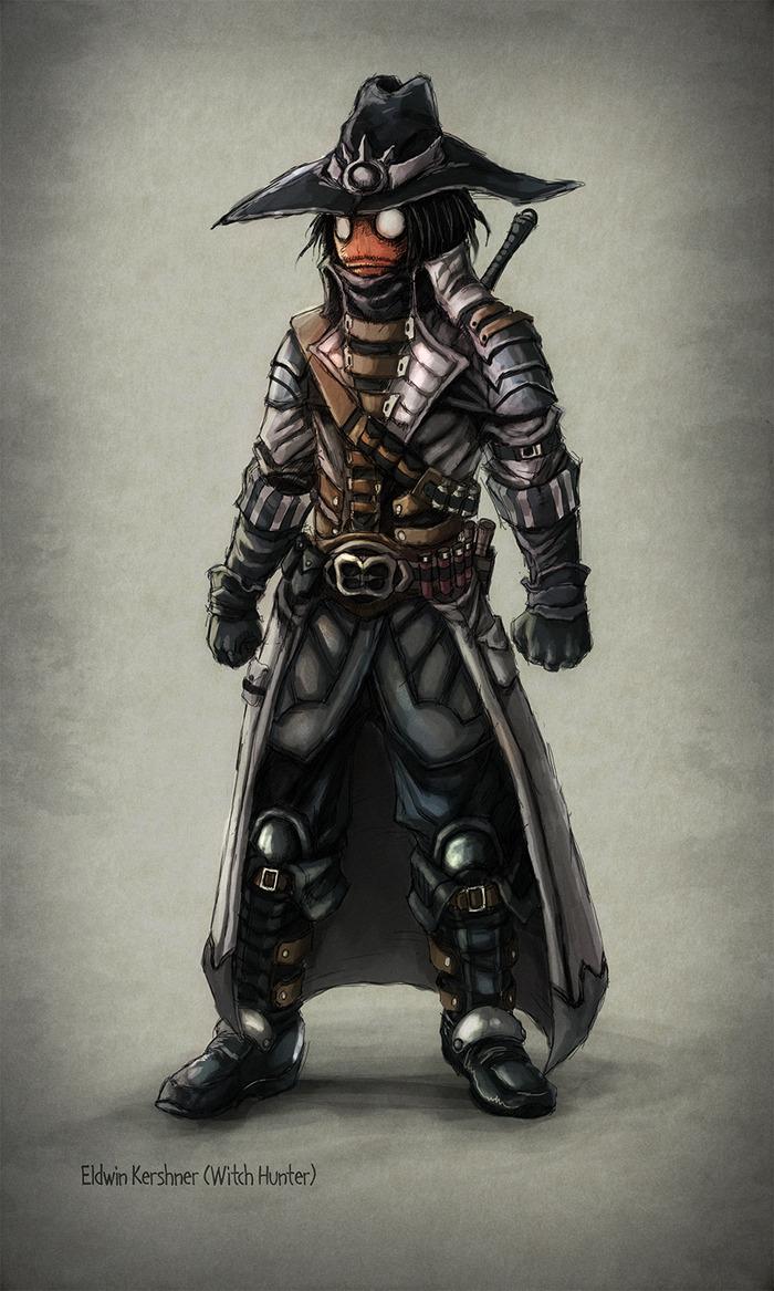 Eldwin Spirit Hunter (Dholl)