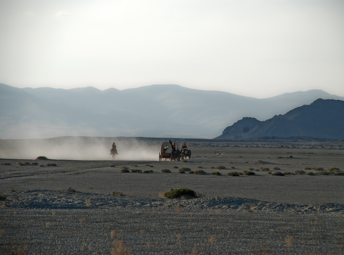 Dusty Travels