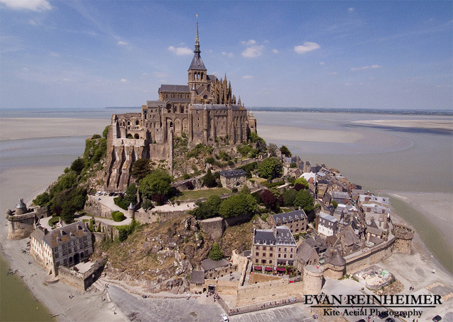 Mont Saint Michel - Normandy, France