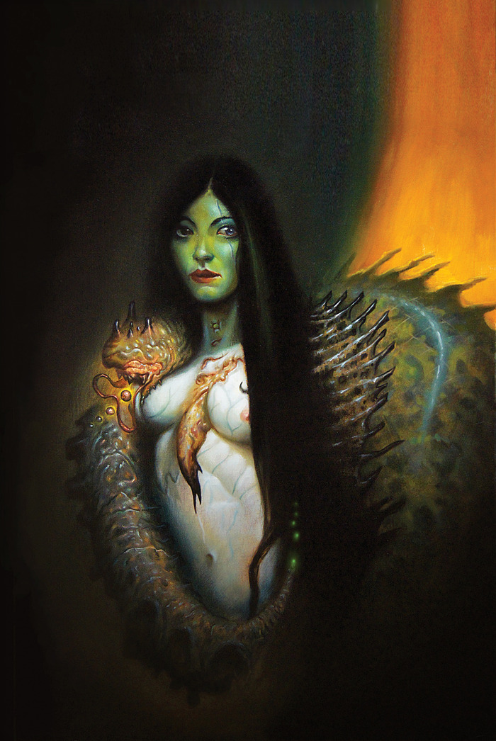 Idiivil, The Rebirth of Sin by Jim Pavelec