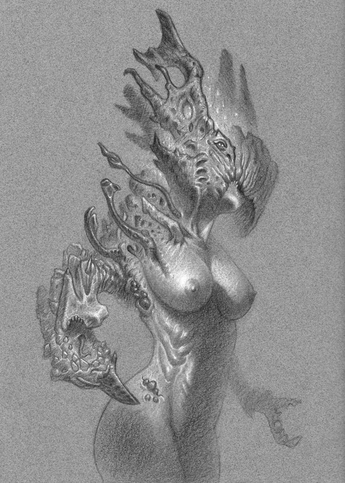 Artwork by Jim Pavelec