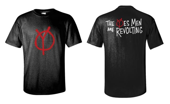 a revolting T-shirt