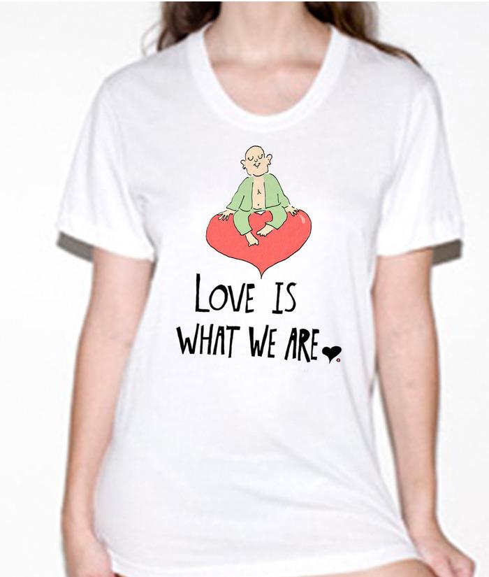 Buddha Doodles Tee-Shirt!