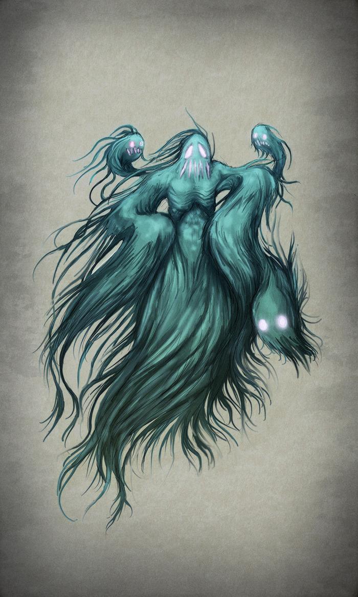 Spirit Example (Dholl)