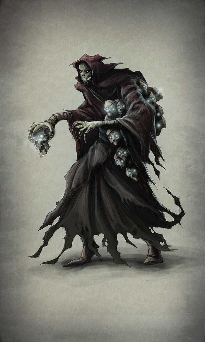 Witch Spirit (Dholl)
