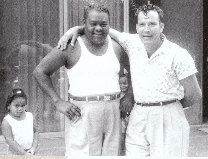Jimmy Donley & Fats Domino