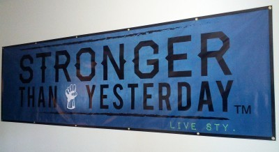 STY Banner (3'x10')