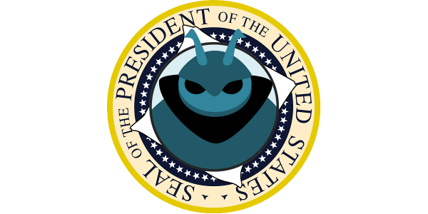 President for 24 consecutive years!