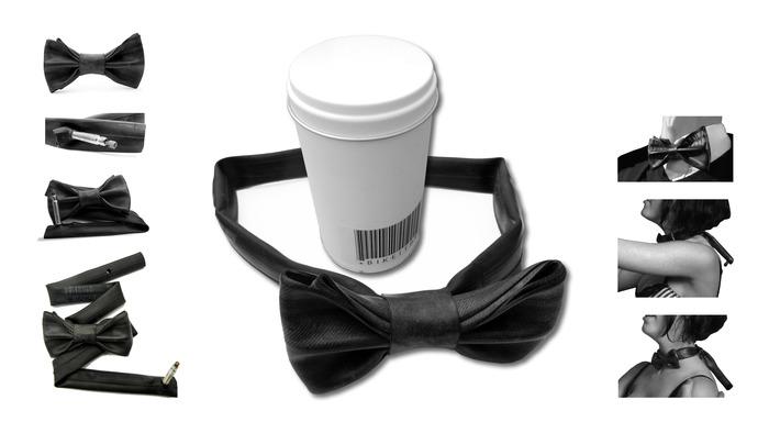 bow tie or headband