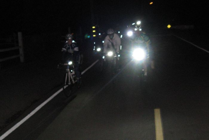 """""""Barry Beam"""" Optics, outglowing riders with more costly commercial brands."""