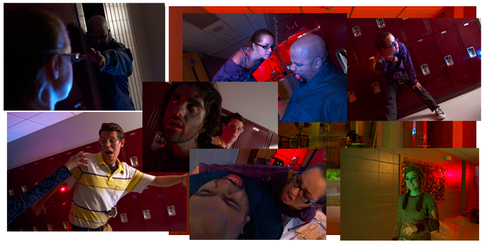 We had a blast making our promotional videos for Z101!  Here are a few of the stills from the shoot – the game's card art will feature these and other live-action images.