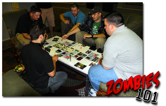 *More Playtesting with the ADG Team
