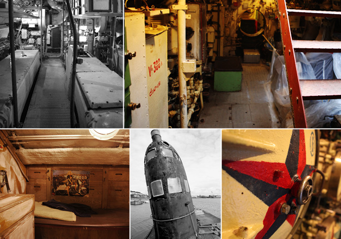 A few more shots of the 'Black Widow' submarine we would love to shoot on.