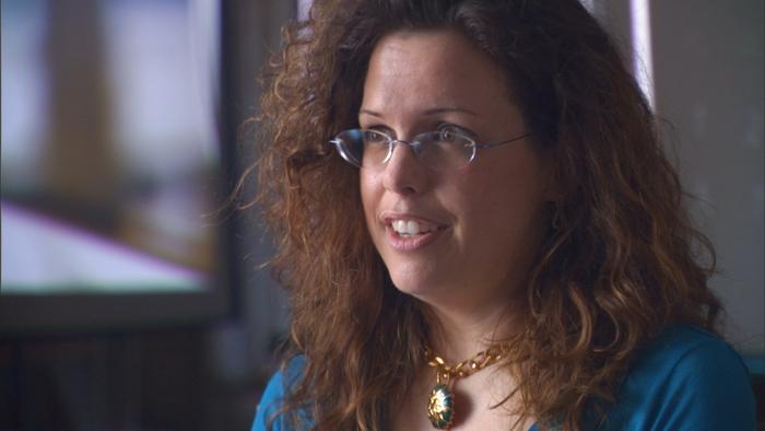 """Reality Bites"" screenwriter, Helen Childress"