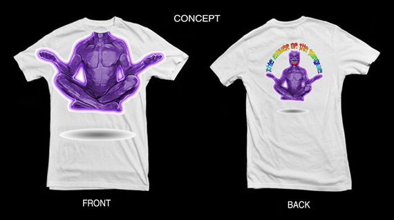 Wylde T-Shirt (Concept is subject to change)