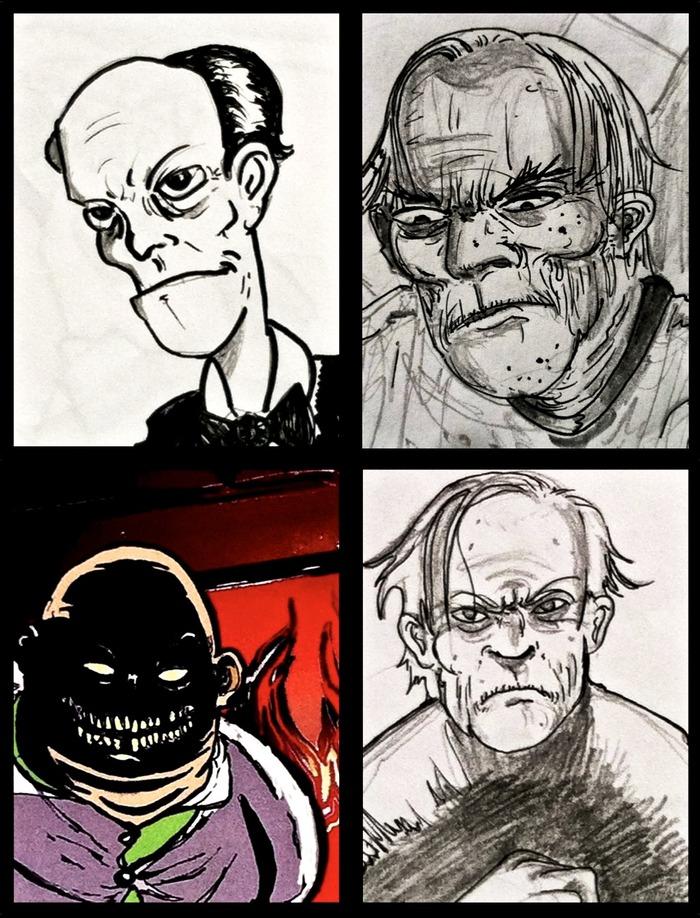 Incentive: Limited Quantity - Original Concept Art by Our Scrooge! (Travis)