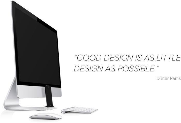 New thin 2012 iMac.