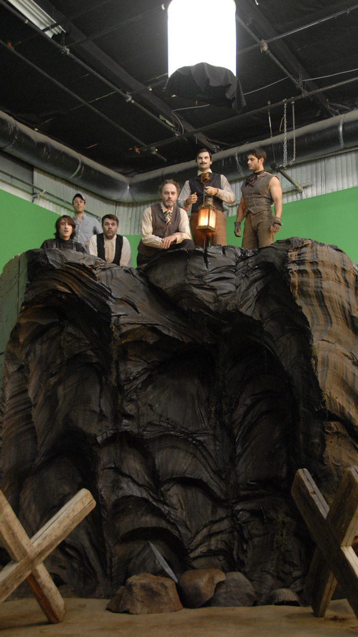 The Chasm Set