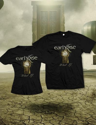 EARLYRISE T-SHIRTS!
