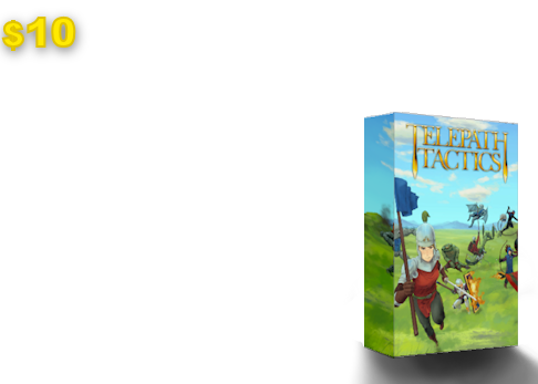 $10 will get you a digital copy of the game upon release. (Windows, Mac or Linux.) Simple, no frills.