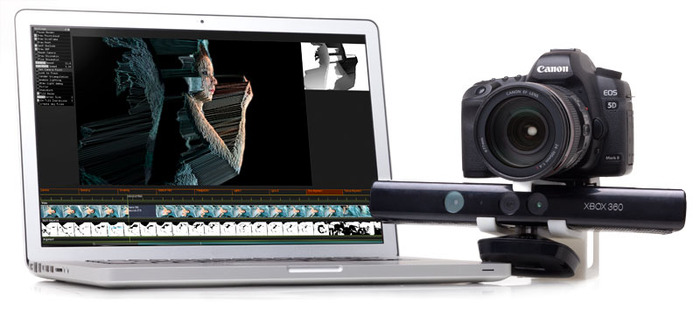 RGBD Filmmaking DIY Toolkit