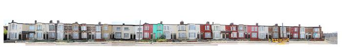 'Granton Road' by Jessica Doyle