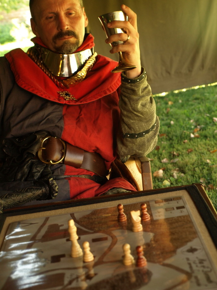 Sometimes it is all about strategy! - By Echo510 Photography at Last Hope Larp