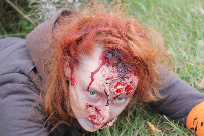 Articles on Zombie type Live Action Roleplay! - www.wilarp.com