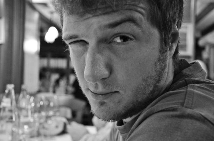 Matej - Head brewer and video star.