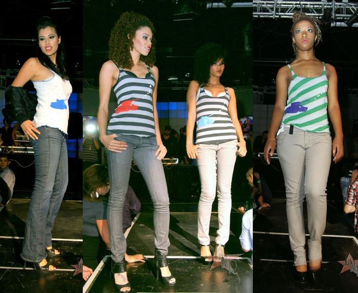 Heart Blaster Tank, Women's (colors:green stripe,black/gray stripe,blue stars on white) sizes: XS-XL // Skinny Jeans, Men's/Women's (colors:red,gray,blue,white,black) sizes: 22-34