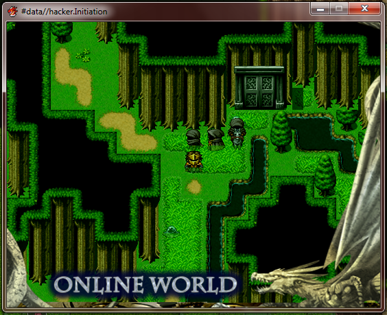 New edited forest tileset gives additional depth