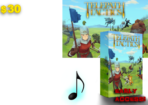 NEW! An alternate $30 reward tier that substitutes the game's soundtrack in place of a postcard.