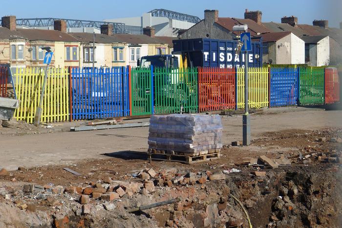 'Bricks for London' by Jeanne van Heeswijk