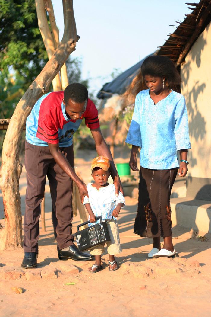 Khunga Family, Village of Zolokere, Malawi