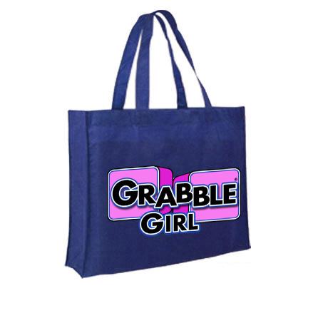 Grabble Girl Tote Bag