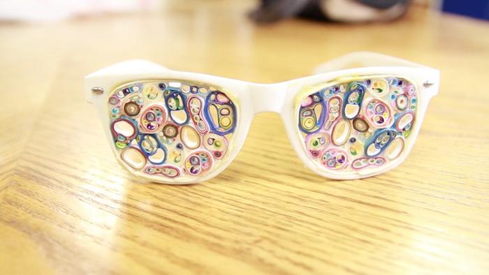 Hacker Glasses Prototype