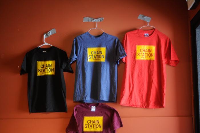 Chain Station T-Shirt