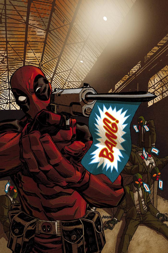 Dave Johnson (Deadpool)