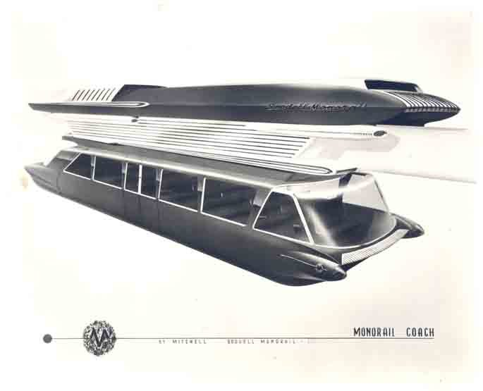 Proposed Goodell Monorail, 1963 (Los Angeles County Metropolitan Transportation Authority Research Library and Archive)