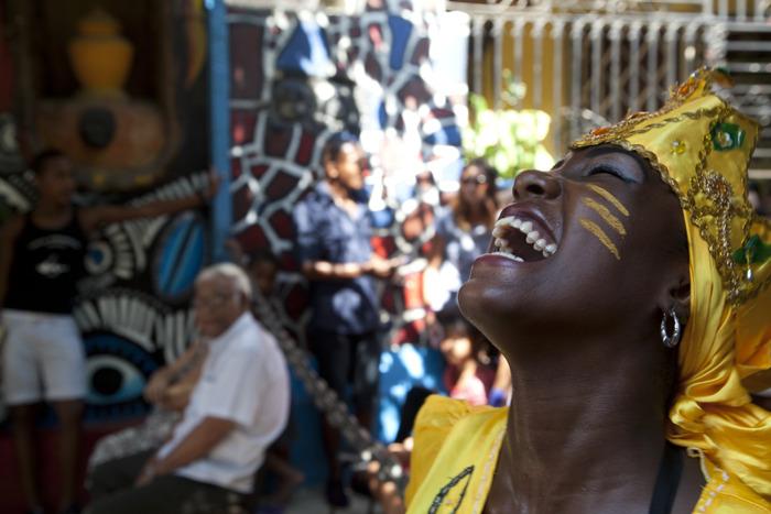 Oshun, Cuba