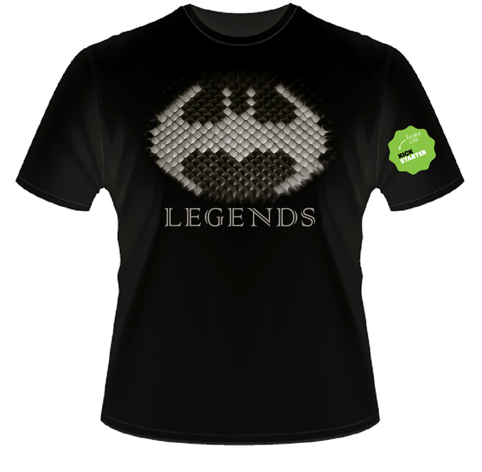 LEGENDS LIMITED EDITION TEE