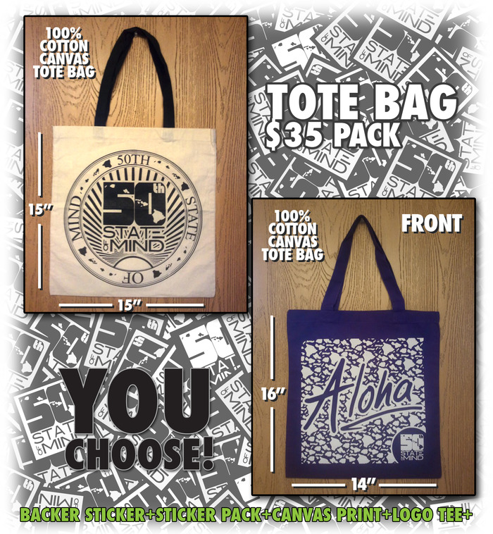 Tote Bag - $35 Package