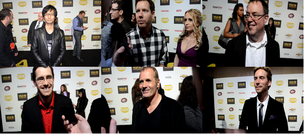 Spike TV's Videogame Awards Show - December 7th