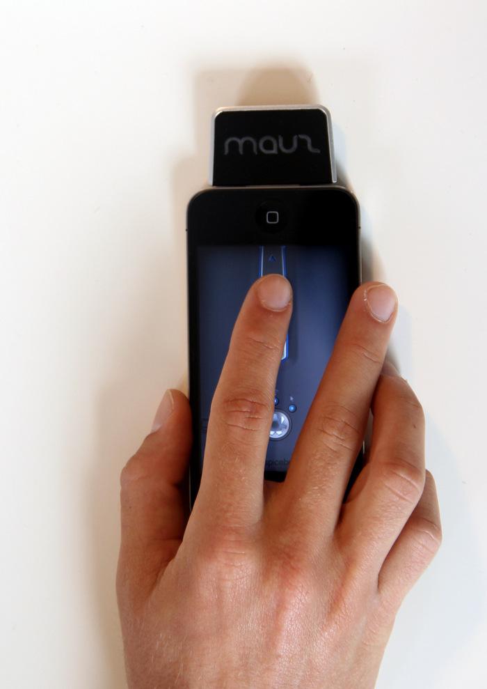 Real MAUZ prototype - not image rendering