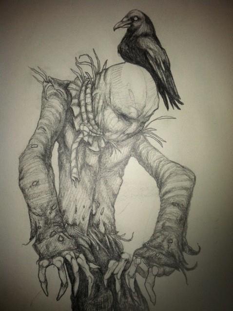 Fear Causing Crow Caller (Jared Sandall)
