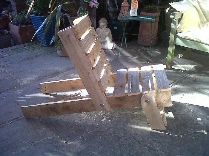 One of many early prototypes