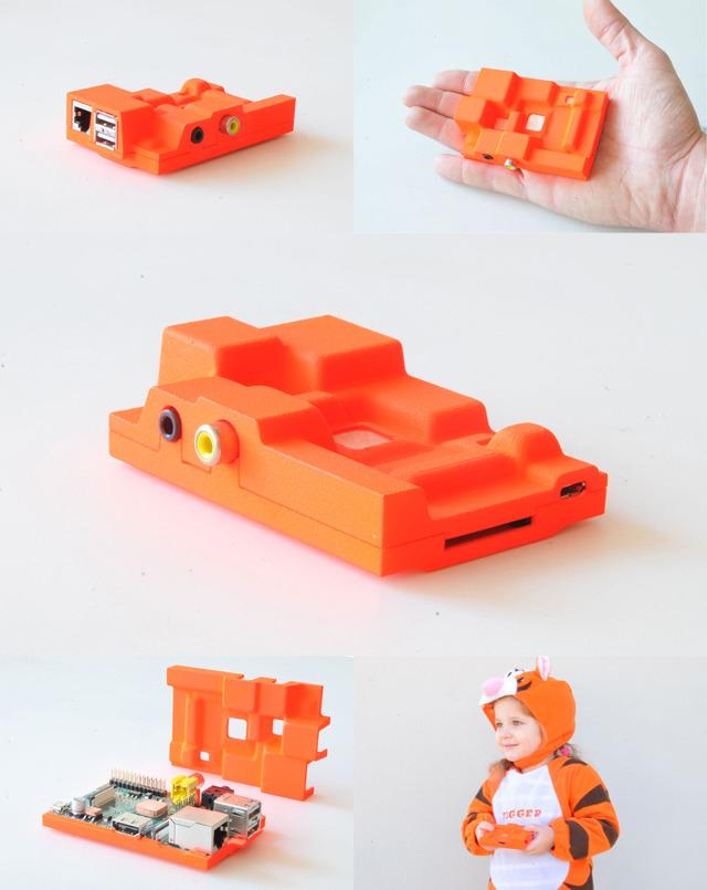 Astronaut Orange