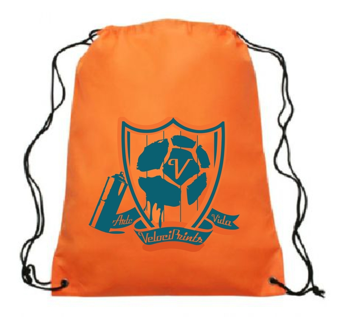 Your new favorite drawstring bag will look a bit like this.